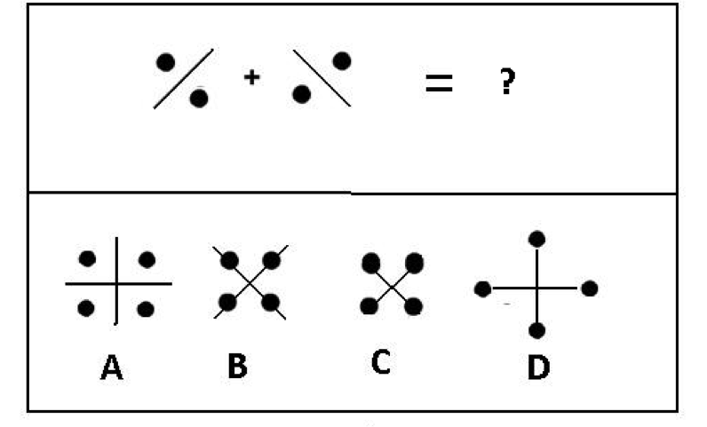 Logical Reasoning Test #1 Question #1