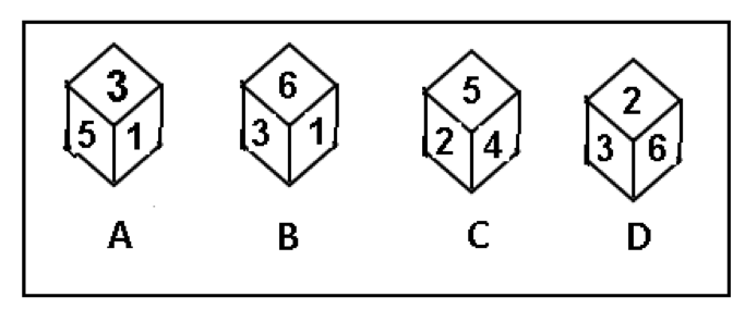 Logical Reasoning Test #3 Question #1
