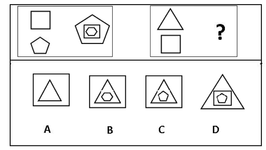 Logical Reasoning Test #3 Question #5